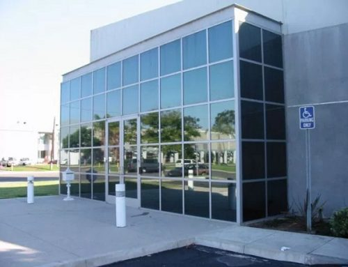 Reasons Why Commercial Buildings Install Tints to Glass Windows