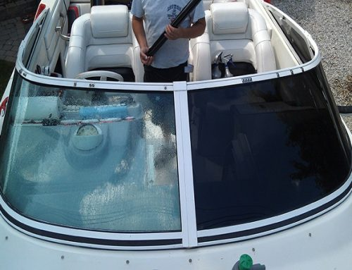 Should You Buy a Pre-Cut Window Tint for Boats?