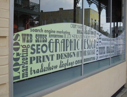 Why Custom Window Decals Are Great for Your Business