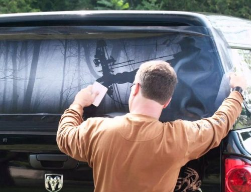 Window And Graphics Tint As A Creative Solution For Custom Prints